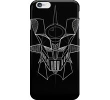 Mazinger Z - White Sketch iPhone Case/Skin