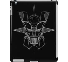 Mazinger Z - White Sketch iPad Case/Skin