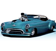 1948 Oldsmobile 'Custom' Convertible III by DaveKoontz