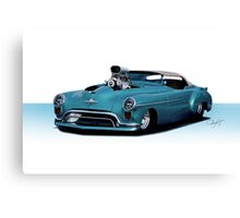 1948 Oldsmobile 'Custom' Convertible III Canvas Print