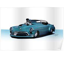 1948 Oldsmobile 'Custom' Convertible III Poster