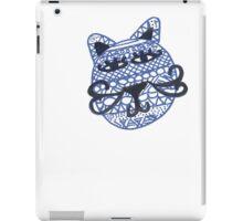 Sketchy Catty iPad Case/Skin
