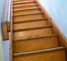 Shining Staircase by RC deWinter