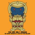Goldar - MiniFolk T-Shirt by dangerliam