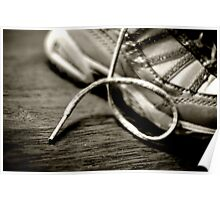 The Shoelace Poster
