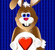 Honey Bunny Love by Orla Cahill