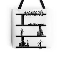 IronWorkers Black Tote Bag