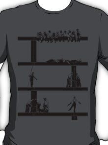 IronWorkers Black T-Shirt