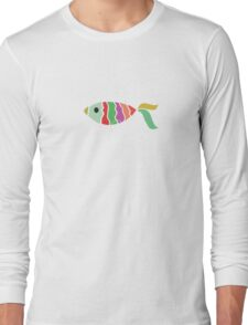Marine fish Long Sleeve T-Shirt