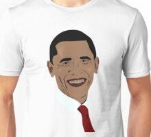 obama smile Unisex T-Shirt