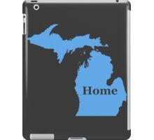Michigan Home iPad Case/Skin