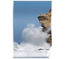 Algarve fisherman Poster