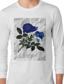 Rose 007 Long Sleeve T-Shirt
