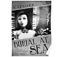Burial At Sea Film Noir [Noir Royal Edition] Poster