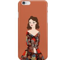 Lena Hoschek iPhone Case/Skin