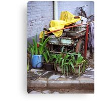 Old Cart Canvas Print