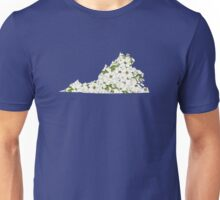 Virginia Flowers Unisex T-Shirt