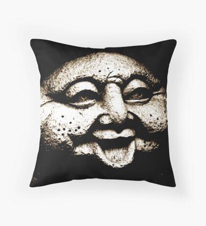 Pessimism Throw Pillow