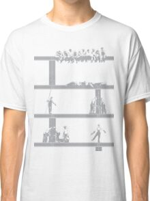 IronWorkers Grey Classic T-Shirt