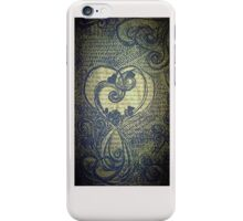 Storybook Love by Pauline Campos iPhone Case/Skin