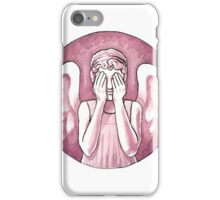 Don't Blink 1 iPhone Case/Skin