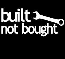 Built not bought by Ninjastylie
