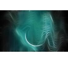 Rhythmical Eclipse Photographic Print