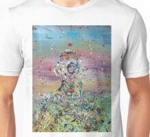 FREE IMPROVISATION #4 (saint) Unisex T-Shirt