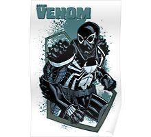 Agent Venom Poster