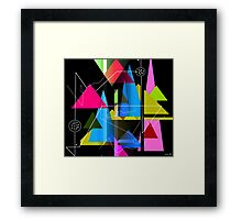 Dystectic System Framed Print