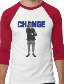 Change Men's Baseball ¾ T-Shirt
