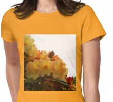 Spring time at the Oregon coast Womens Fitted T-Shirt