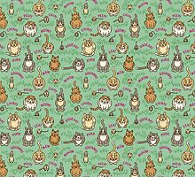 Cats and Critters by Lisann