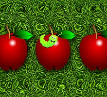 Apples by Orla Cahill