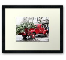 Chevy Pickup Truck  Framed Print