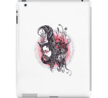 Pink moon iPad Case/Skin