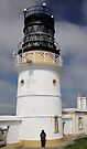Sumburgh Lighthouse by Richard Ion