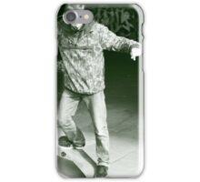 The Skateboarder iPhone Case/Skin
