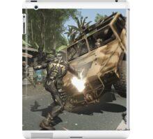 Crysis Action iPad Case/Skin
