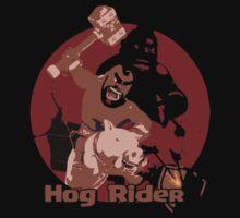 Clash of clans - Hog rider by MaxMenickRB