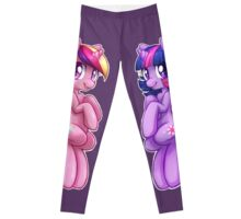 little Princesses ~version 1 Leggings