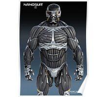 Nanotechnology Crysis 2 Poster