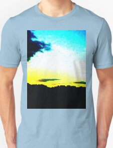 White Sunset T-Shirt