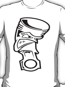 Angry piston T-Shirt