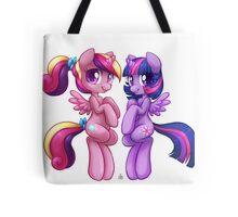 little Princesses ~version 2 Tote Bag