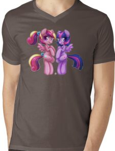 little Princesses ~version 2 Mens V-Neck T-Shirt