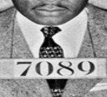 Martin Luther King Arrest Sticker