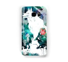 Princess Mononoke Watercolor Samsung Galaxy Case/Skin