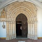 Evora, Convento dos Loios, Portal by presbi