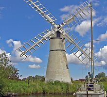 Along the Norfolk Broads by GCAPARO